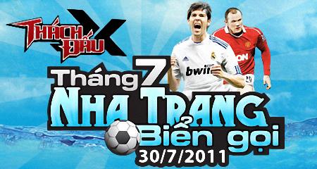 FIFA Online 2: Gameshow Thách đấu tại TP.Nha Trang 1