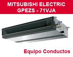 Conductos Mitsubishi Electric GPEZS-71VJA