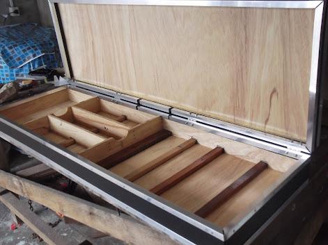 Construção de hard case para o Rickemachado DSCF0656