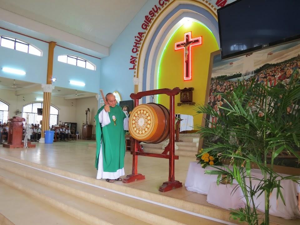 Giáo Xứ Phước An khai giảng năm học Giáo lý 2013 – 2014