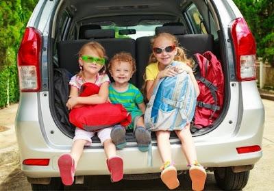 tips travel dengan anak kecil
