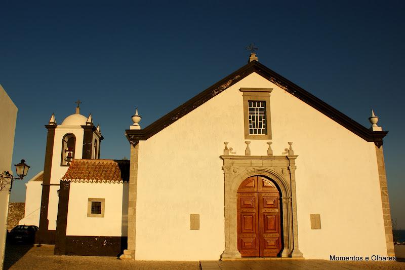 Cacela Velha, Igreja