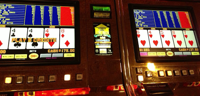 Side by Side Video Poker Winners