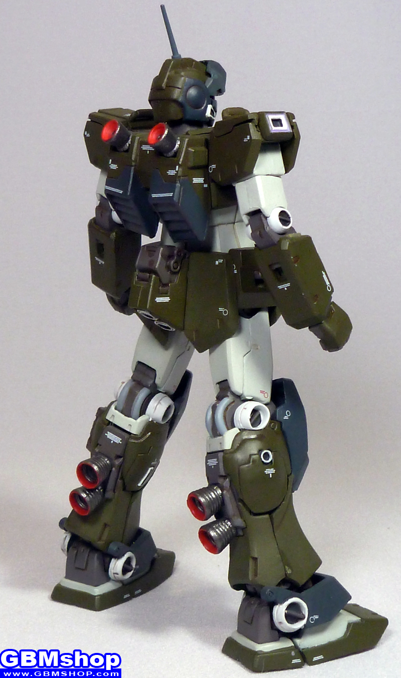 Gundam Fix #0032 RGM-79SC GM Sniper Custom