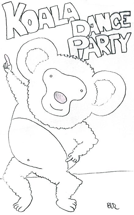 Koala Dance Party