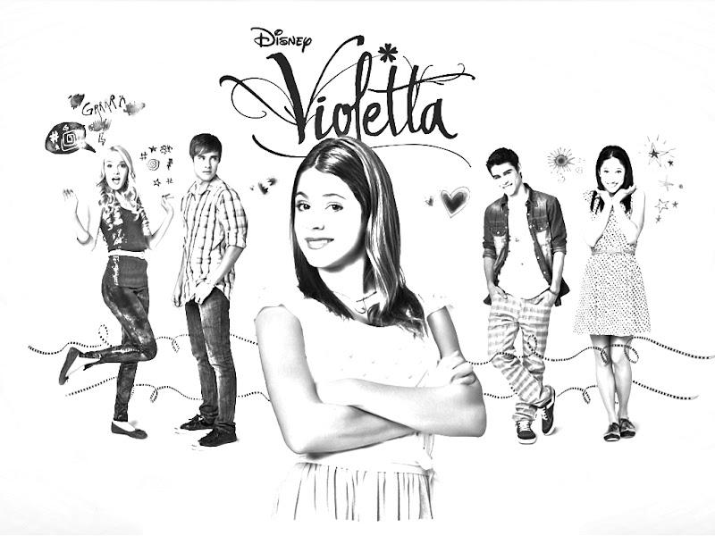 Dibujos Sin Colorear Dibujos De Violetta Disney Para: Pinto Dibujos: Violetta Para Colorear, Pintar E Imprimir