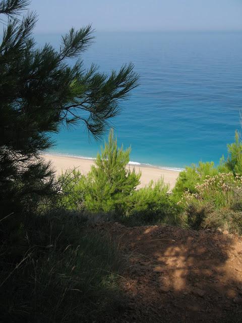 Blog de voyage-en-famille : Voyages en famille, Lefkas, la reposante