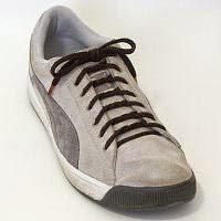 Метод узловатой шнуровки обуви