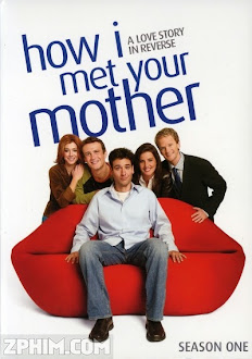Khi Bố Gặp Mẹ Phần 1 - How I Met Your Mother Season 1 (2005) Poster