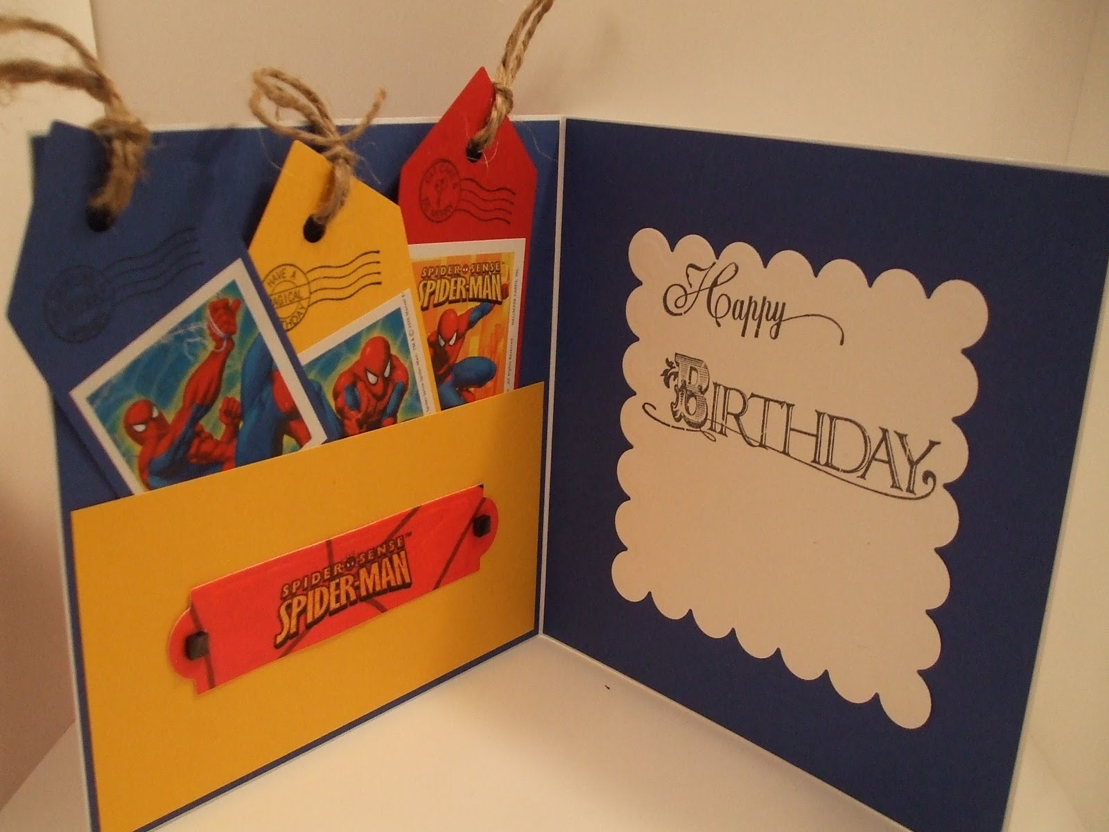 Nancys Paper Craft Corner – Handmade Birthday Card for Lover
