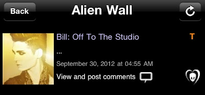 "BTK App UPDATE: Bill: ""Off To The Studio…"""
