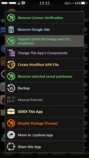 Cara Hack Aplikasi Premium Jadi Gratis Dengan Lucky Patcher