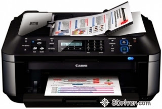 download Canon PIXMA MX410 printer's driver