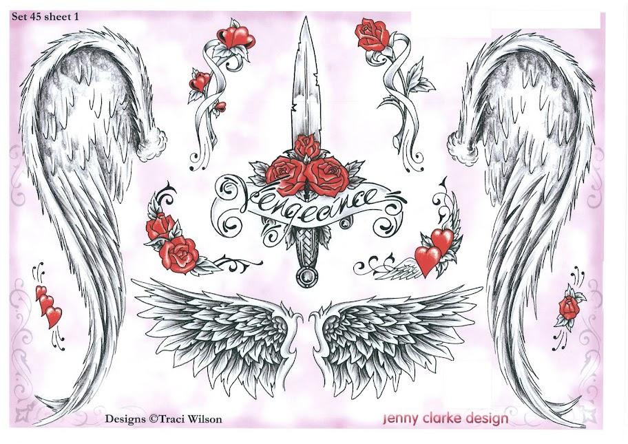 imagen de alas de angeles