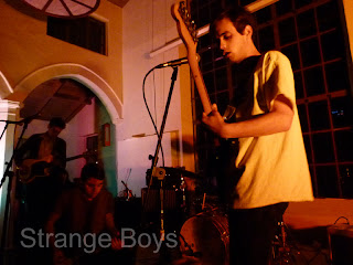 The Strange Boys, Natural Child and White Fence presented by FYF and ERMF - AP LIVE Review