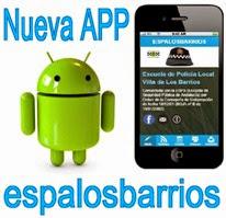 Desgarga la APP en tu móvil Android