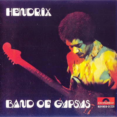 Jimi Hendrix ~1970 ~ Band Of Gypsies