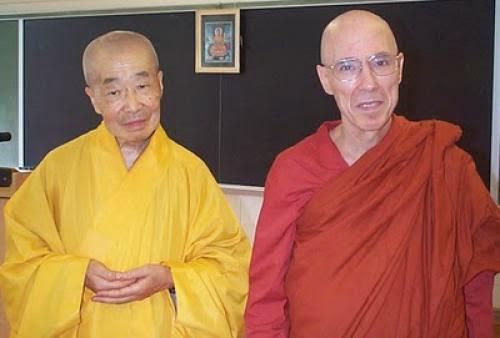 Bhikkhu Bodhi Master Jen Chun Passes