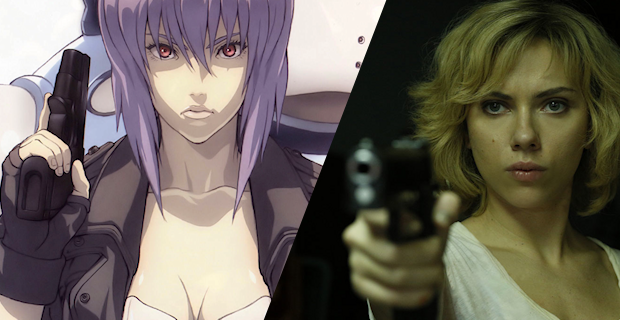 'Ghost in the Shell' Movie Eyes Scarlett Johansson