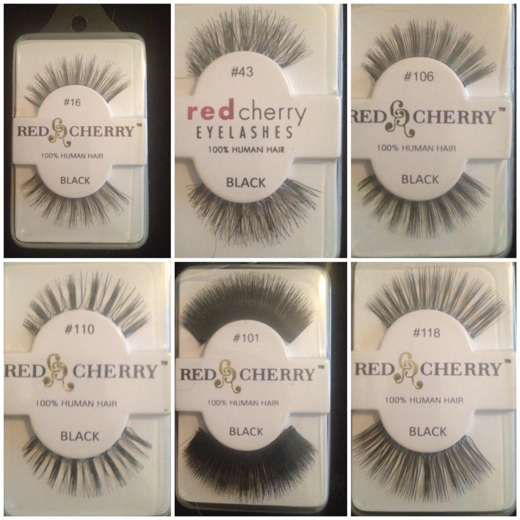 Red Cherry Lash Haul