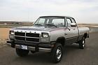 1993 Dodge Ram 2500 4x4 diesel