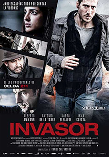 Invasor, cartel