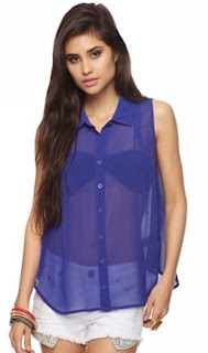 blusa amplia camisera