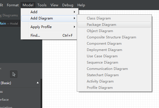How To Make Use Case Diagram In Star Uml