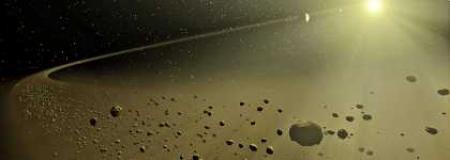 """重元素——也就是天文學家們口中的""""金屬元素""""是在恆星內部經由核聚變形成,並通過超新星爆發的形式向周圍空間散播的。 科學家們現在想知道,宇宙究竟是在何時開始具備允許行星形成的重元素豐度的?"""