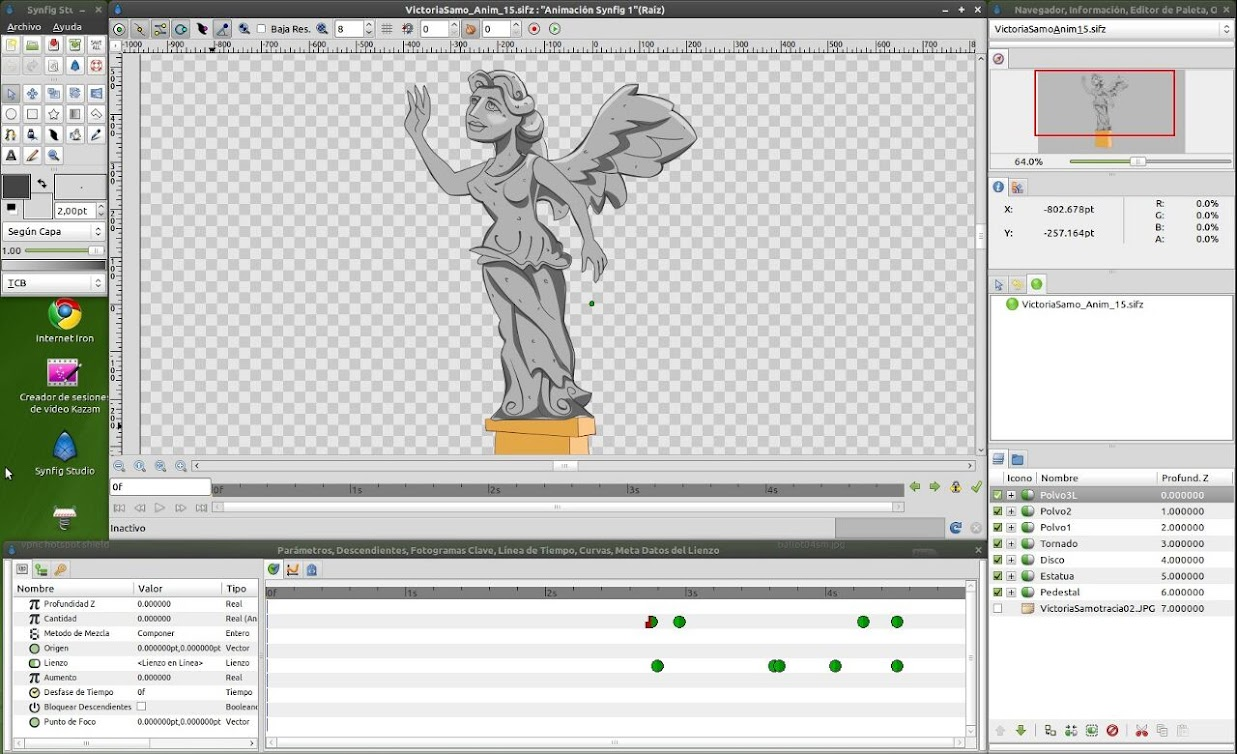 Captura Synfig