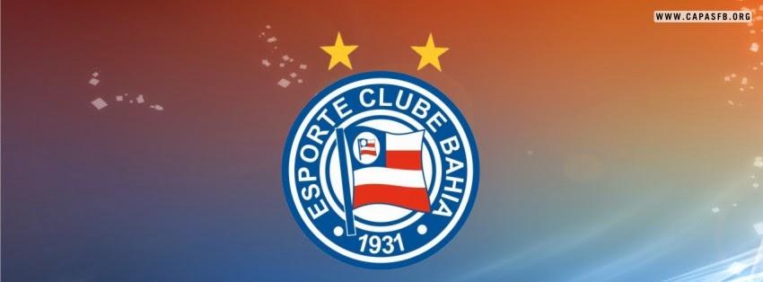 Capas para Facebook Esporte Clube Bahia