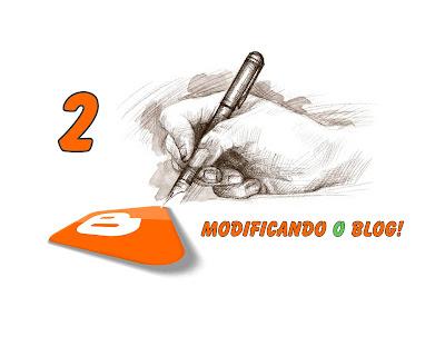 modificando o blog, cabeçalho