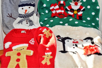 Emma in Bromley Christmas Gift Guide 2014 Novelty Christmas Jumpers from Next