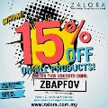 15% Discount at Zalora with this Voucher Code