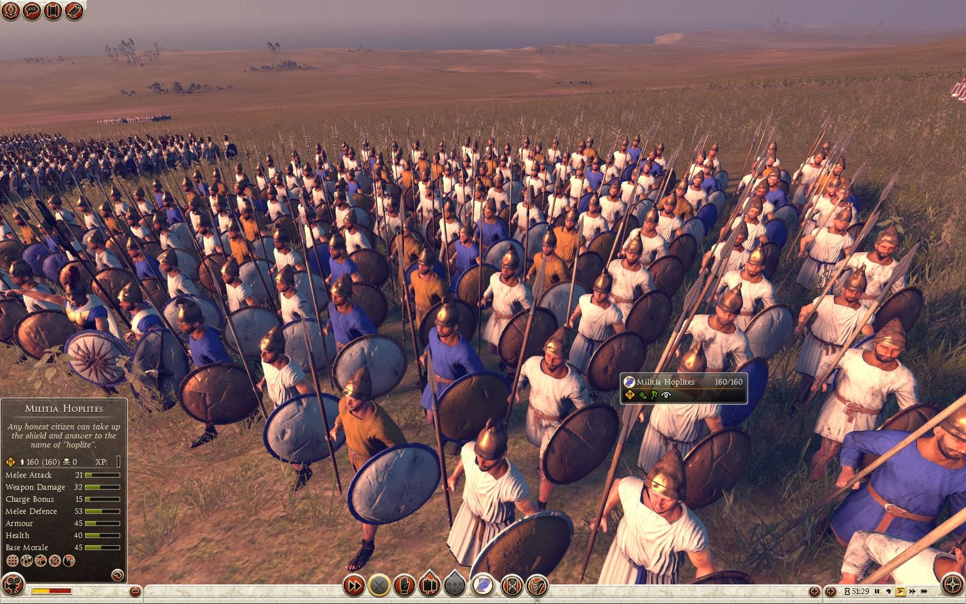 Militia Hoplites