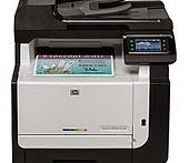 Down HP LaserJet Pro CM1415fn inkjet printer driver