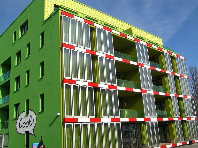 *真正的綠能建築BIQ:建築師Splitterwerk由海藻產生電能! 3