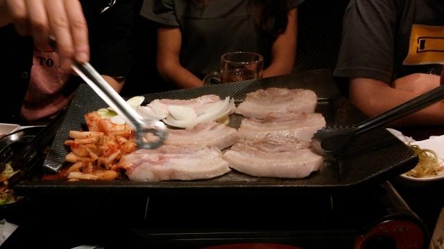 とんばんしんき | 池袋 韓国料理 焼肉