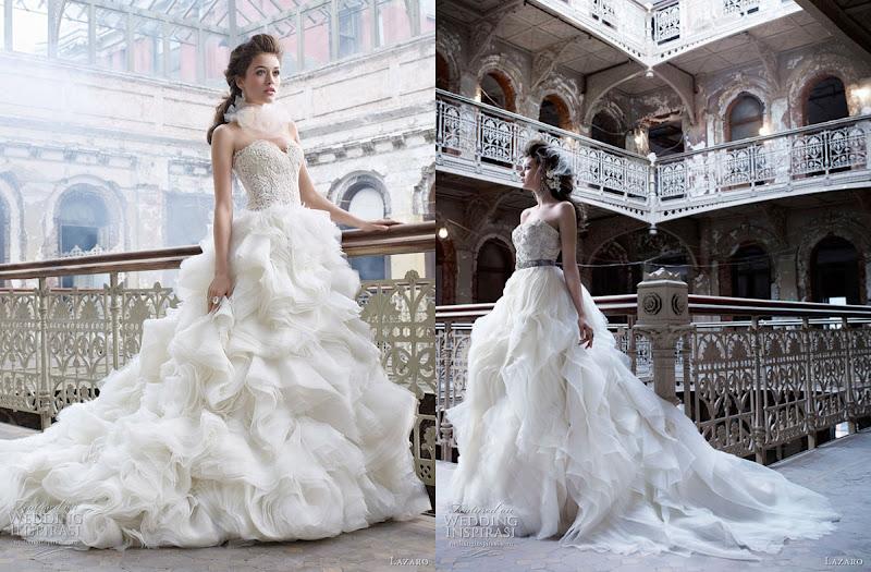 El valor de un vestido de novia de alta costura | Dicen que alta ...
