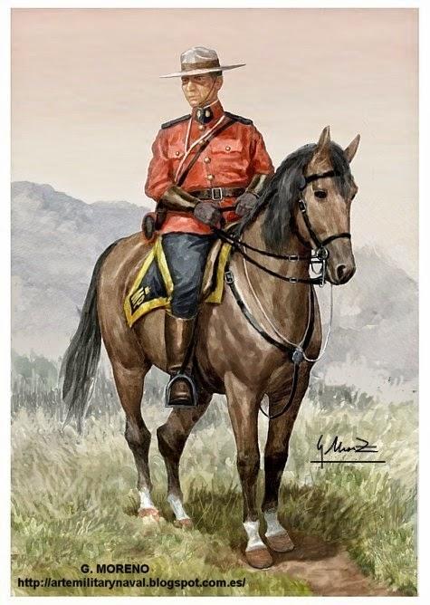 Real Policía Montada del Canadá