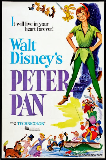 peter pan 1953 dvdrip latino