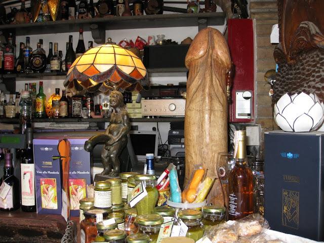 Bar Turrisi Castelmola Taormina