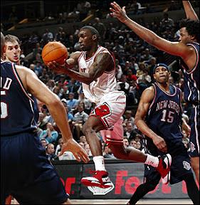 Gordon dai Pistons ai Bobcats