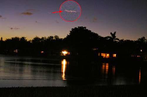 Recent Ufo Sightings In Sweden