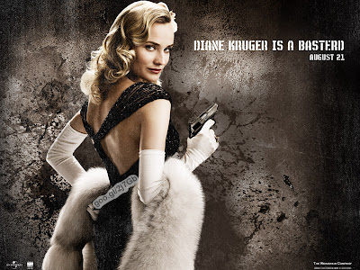 Diane Kruger 黛安克魯格《惡棍特攻》電影海報