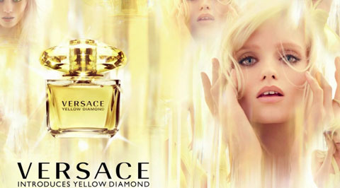 "Versace ""Yellow Diamond"" Fragrance"