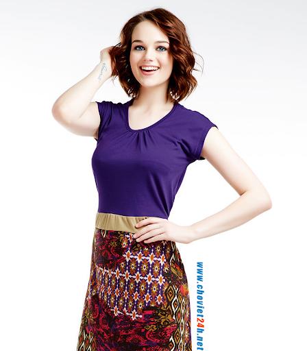 Đầm thời trang Sophie Chenopode