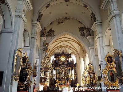 Bolesławiec Kościół Wniebowzięcia NMP