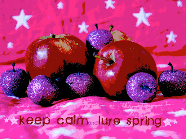 KEEP CALM and LURE SPRING