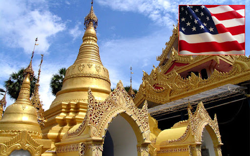 Large Buddhist Temple Gains Us Approval Image